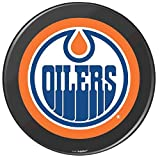 Edmonton Oilers Black Hockey P