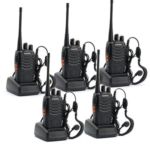 Baofeng BF -777S Portable Two -Way Radio - 3