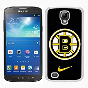 Lovely And Unique Designed Case For Samsung Galaxy S4 Active i9295 With boston bruins White Phone Case