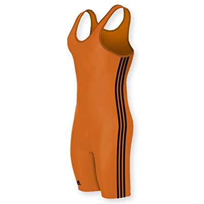 adidas Stock Singlet with 3 Side Stripes
