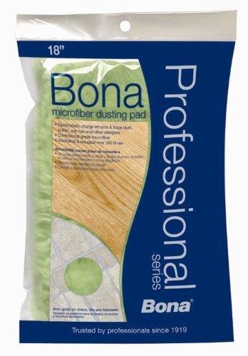 Bona Pro Series Ax0003437 18-Inch Microfiber Dusting Pad by Bona Professional