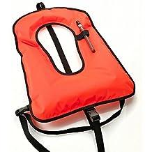 Phantom Aquatics Adult Snorkel or Snorkeling Vest (crafted in the USA)