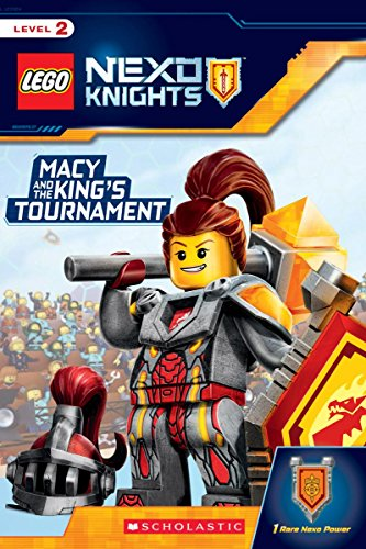 Macy and the King's Tournament (LEGO NEXO KNIGHTS: - Macys Park
