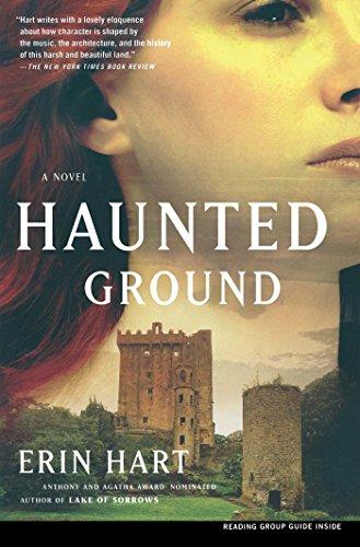 Haunted Ground: A Novel (Nora Gavin Book 1)