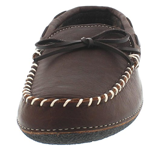 Lined Plaid Men's SoftMoc Moccasin Brown Gary qwgnBCf