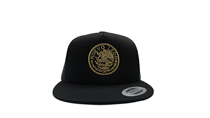 ca7cd3e6326 Image Unavailable. Image not available for. Color: The World Of Hats Nuevo  Leon Snapback Mesh Yupoong