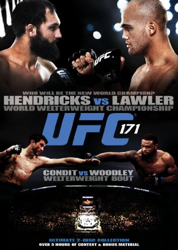 UFC: 171 DVD - Pena Carlos Game