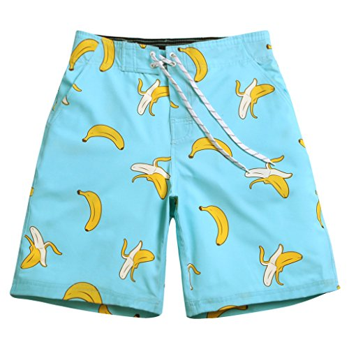 SULANG Men's Quick Dry Banana Feast 4-Way Stretch