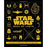 Star Wars: Book of Lists: A Galaxy's Worth of Trivia in 100 Lists