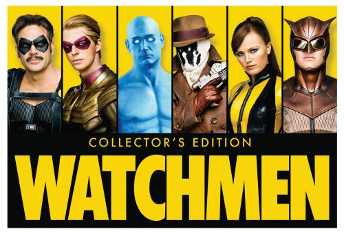 Watchmen Collector's Edition: Ultimate Cut