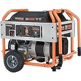 Generac 6434XT 8000E Watt Portable, CARB