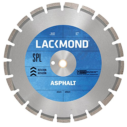 Lackmond SPL Series Asphalt/Block Saw Blade  - 14