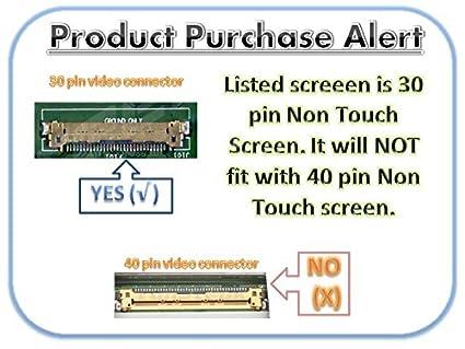 Lenovo Replacement LCD Screen for Lenovo G50-30/G50-45/G50-70/G50-80 Laptop