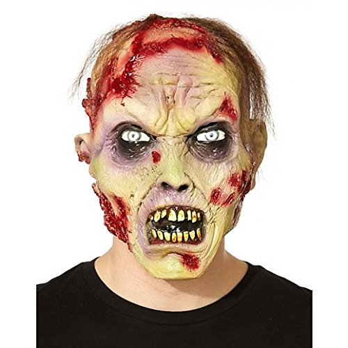 Zombie Flo Costume (Costume Beautiful Undead Zombie Mask)