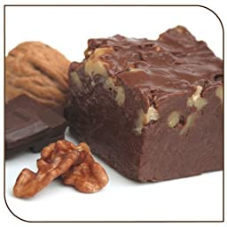 Mo\'s Fudge Factor, Chocolate Walnut Fudge 2 pounds