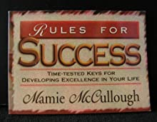 The Rules for Success