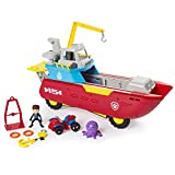 Paw Patrol Sea Patroller Plush(6037845)
