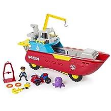 Paw Patrol Sea Patrol Sea Patroller Transforming Vehicle
