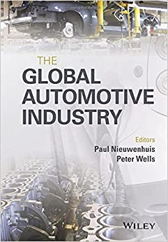 The Global Automotive Industry (Automotive Series)
