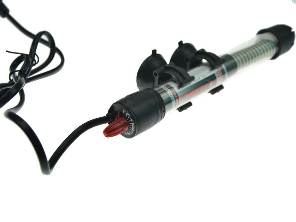Amazon.com: 50 Watts (Tank Size: 10 to 16 Gallon) Adjustable Aquarium Mini Heater Anti-explosion Submersible Fish Tank Water/ Temperature Range 18~33c ...