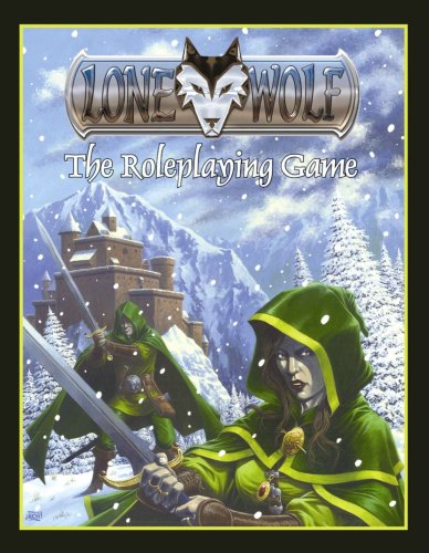 Lone Wolf RPG (Lone Wolf The Board Game)