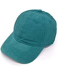 Dad Hat Unisex Washed Twill Cotton Baseball Cap Low Profile Polo Style