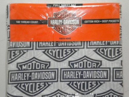 Harley Davidson Full Sheet Set