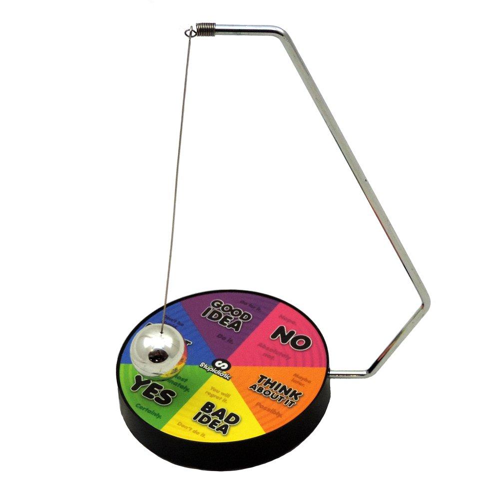 Magnetic Decision-Aider Fortune Teller Pendulum Game