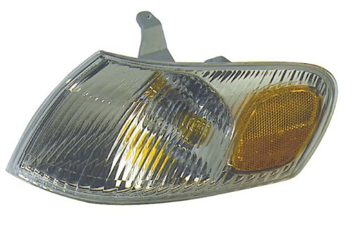 Toyota Corolla Driver Side Replacement Turn Signal Corner Light by Top Deal
