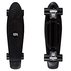 hlpb mini complete skateboard plastic cruiser. Black Bedroom Furniture Sets. Home Design Ideas