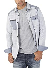 Men's Button Down Lee Shirt with Pockets