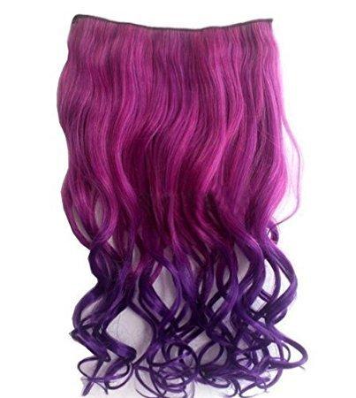 CJESLNA Hot Pink Dark Purple product image