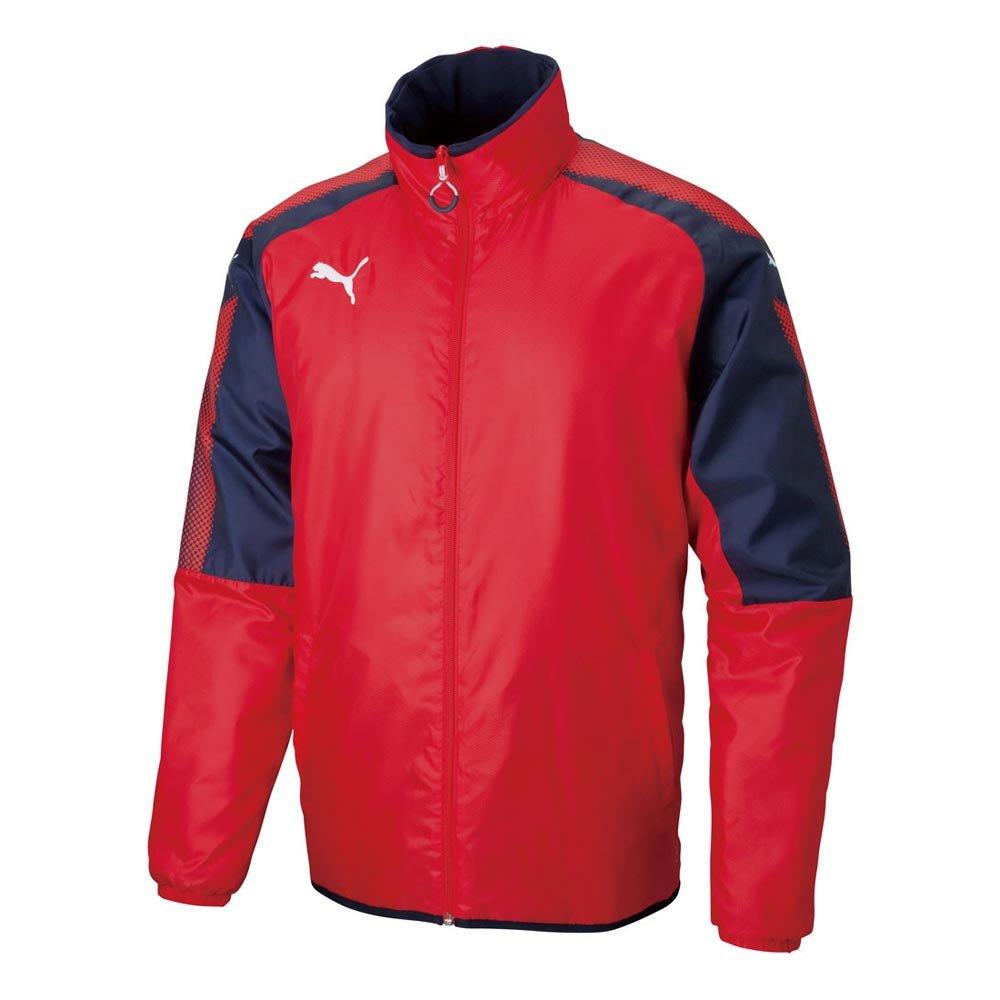 (プーマ) PUMA サッカーウェア ASCENSION パデッド ジャケット 655470 [メンズ] B077QLS41B XL 03プーマレッド 03プーマレッド XL
