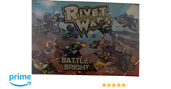 Amazon.com: Rivet Wars: Battle of Brighton Expansion RW0008 ...
