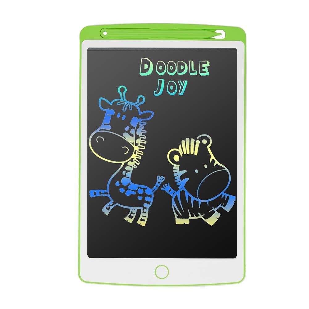 NOBES Tableta de Escritura Colorido LCD 9.7 Inch,Tablero de Dibujo de gráficos, Pizarra magnética del Mensaje,Memo Pad Electrónico con Lápiz Táctil de Notas ...