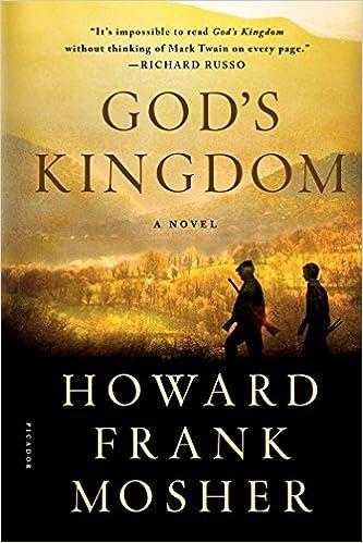 God's Kingdom: A Novel: Howard Frank Mosher: 9781250096364