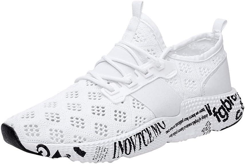 Zapatos Hombre Casuales Lanskirt Zapatillas Running Hombre Ofertas Calzado Deportivo de Correr Informales ...