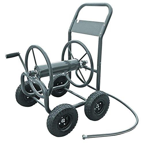 [Liberty Garden Products 4-Wheel Hose Cart Model 840] (4 Wheel Hose)