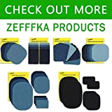 ZEFFFKA Premium Quality Fabric Iron-on Patches