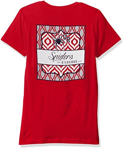 XX-Large,Navy NCAA Georgia Tech Womens Double Pattern Scroll Favorite Short sleeve T-Shirt