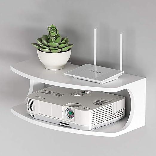 ZEZHOU Estante para decodificador de TV, Soporte para proyector ...