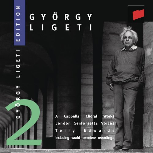 Ligeti: A Cappella Choral Works (London Terry E)