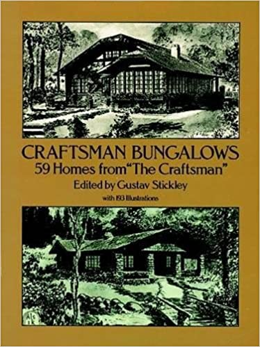 Craftsman Bungalows 59 Homes from The Craftsman