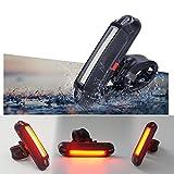 Cheap Xcellent Global USB Rechargeable Bicycle Tail Light Bike Rear Helmet Head LED Light 100 Lumens LD100R
