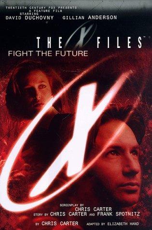 book cover of Fight the Future