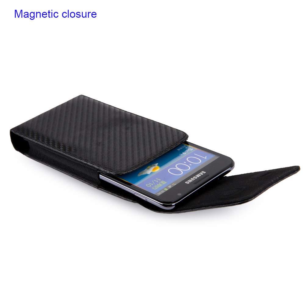 Amazon.com: Funda para teléfono móvil con clip para el ...