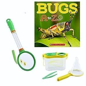 amazon com backyard explorer bug study bundle yellow