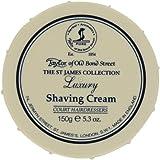 Taylor of Old Bond Street St. James Shaving Cream Bowl, 5.3 Ounce