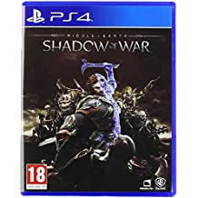 Middle-Earth Shadow Of War - PS4
