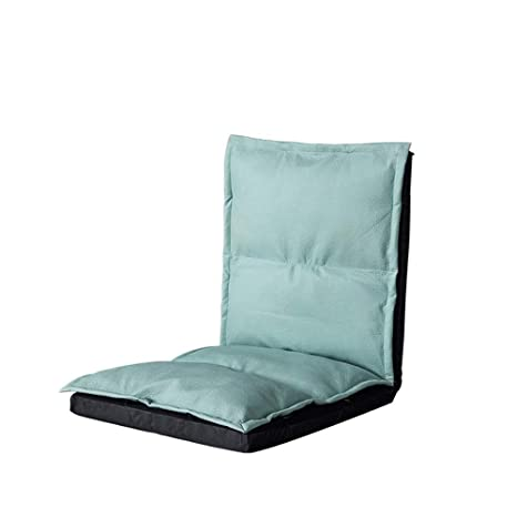 TongN-Sillones Tatami Plegable Lazy Sofá Único Tejido ...